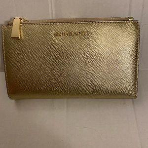 Michael Kors Double Zip Adele wallet